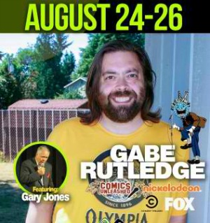 Gabe Rutledge Performs at Jokers Comedy Club: An Evening of a Quirky Sense of Humor | Richland, WA