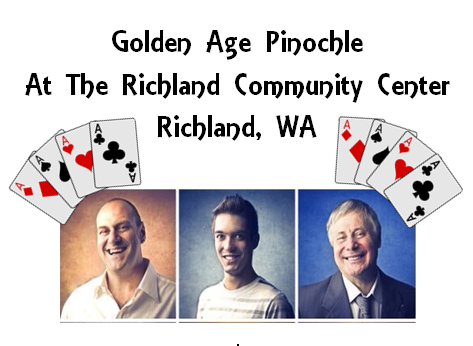 Golden Age Pinochle At The Richland Community Center Richland, Washington