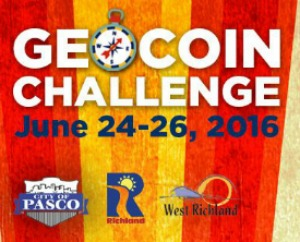 Tri-Cities Geocoin Challenge 2016 at the Sacajawea State Park: Mysteries of the Mid-Columbia MEGA Event in Pasco, WA
