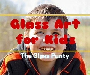 Glass Art for Kids | The Glass Punty in Richland, WA