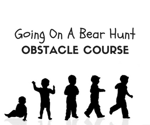Going On A Bear Hunt Obstacle Course | Mid-Columbia Libraries - Kennewick Branch