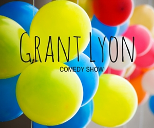 Grant Lyon Comedy Show: Let Comicality Ward Off Your Stress | Jokers Nightclub | Richland, WA