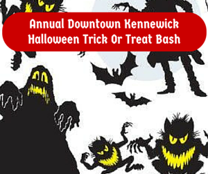 Annual Downtown Kennewick Halloween Trick Or Treat Bash Kennewick, Washington