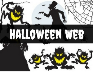 Halloween Web Presented by Wine and Watercolors with Chris Blevins: A Spooky Painting Session | Richland, WA