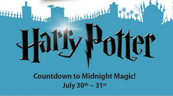 Harry Potter Countdown to Midnight Magic: A Celebration for the Release of 'Harry Potter and the Cursed Child' Parts I & II | Kennewick
