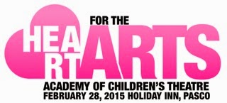 ACT Conducts Heart For The Arts Fundraiser In Pasco, Washington