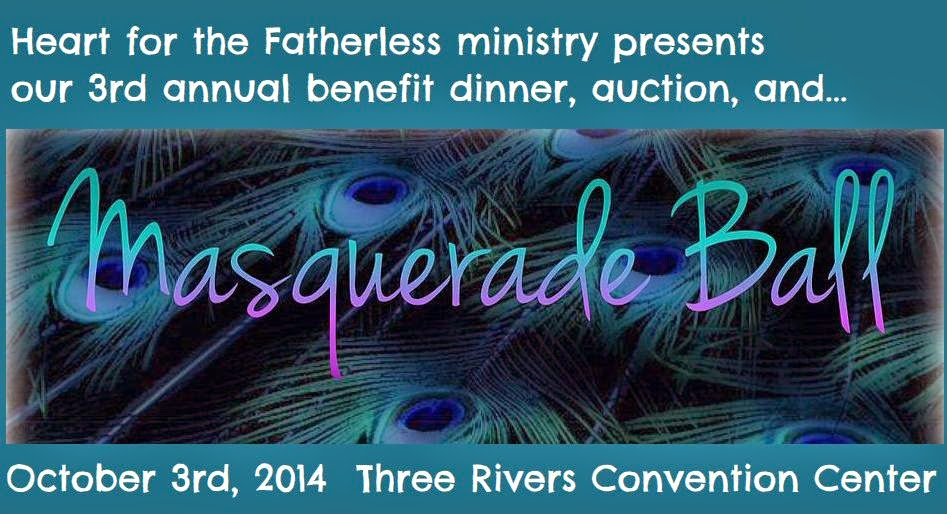 Heart For The Fatherless Annual Benefit Dinner & Auction Kennewick, Washington