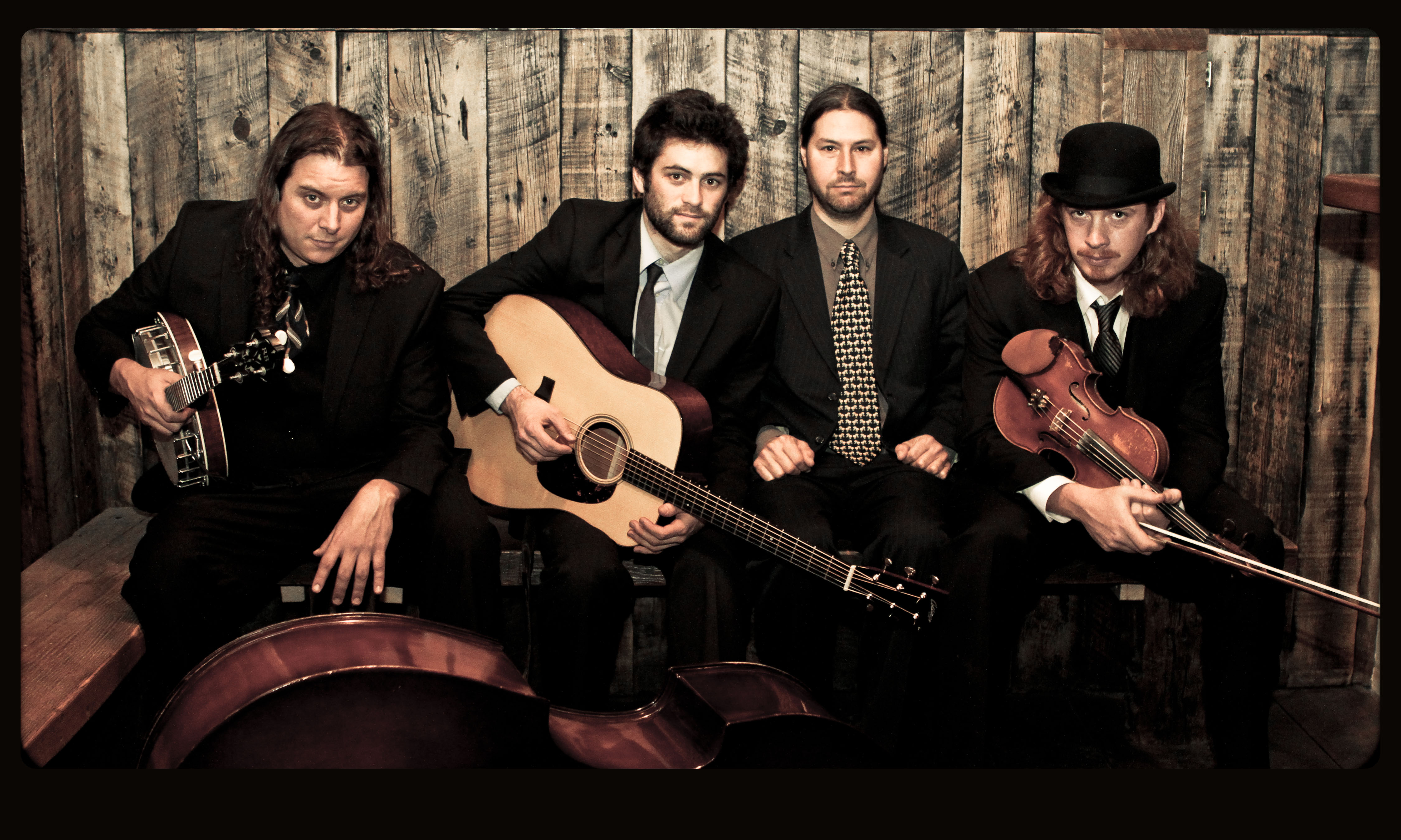 The Henhouse Prowlers-Bluegrass At The Emerald Of Siam Richland, Washington
