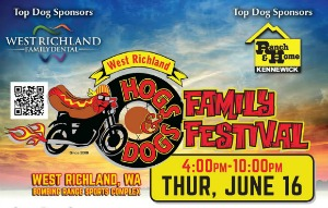 West Richland Hogs and Dogs Family Festival: A Blast to Motorcycle Fanatics | West Richland, WA