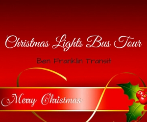 Christmas Lights Bus Tour in Kennewick