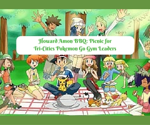 Howard Amon BBQ: Picnic for Tri-Cities Pokemon Go Gym Leaders | Richland, WA