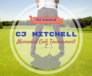 The 1st Annual CJ Mitchell Memorial Golf Tournament: Enliven the Legacy of a Great Sports Figure | Pasco, WA