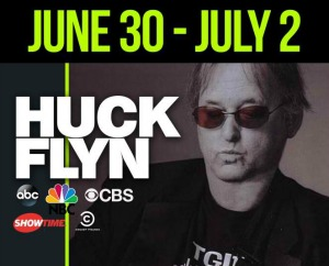 Joker's Comedy Club Presents Huck Flyn: Keep Your Heartaches at Bay with Rock N' Roll Comedy Performance | Richland, WA