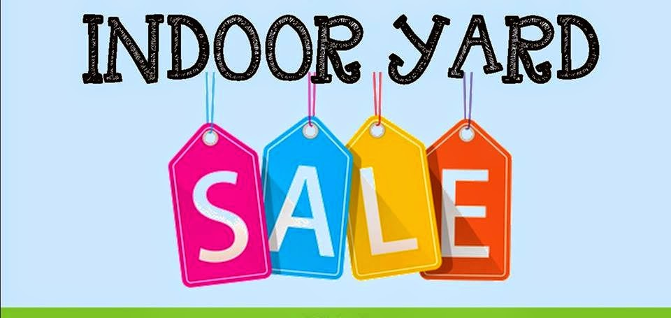Indoor Yard Sale Benefit At East Benton County Historical Museum Kennewick, Washington