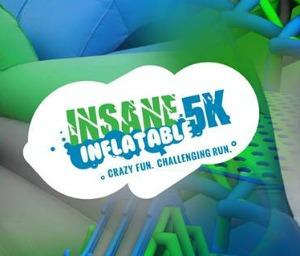 Insane Inflatable 5K Tri-Cities, WA