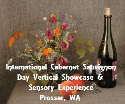 International Cabernet Sauvignon Day McKinley Springs Prosser, Washington