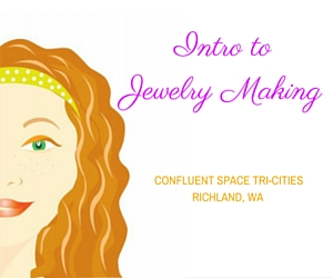 Intro to Jewelry Making: Creating Fashion Accessories with the Little Ones | Confluent Space Tri-Cities in Richland, WA