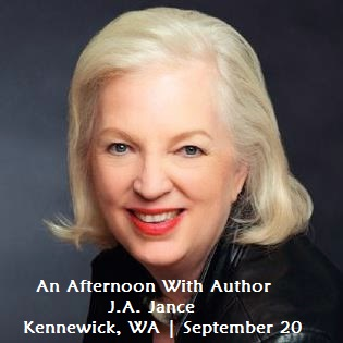 An Afternoon With Author J.A. Jance In Kennewick, Washington