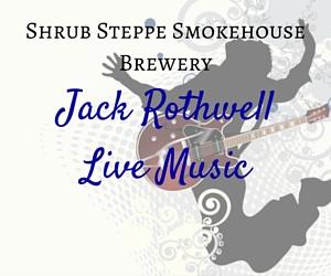 Jack Rothwell Live Music in Richland, WA
