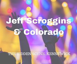 Jeff Scroggins & Colorado Performance at The Hidden Scene: Sonorous Bluegrass and World-Class Showmanship Combined | Kennewick