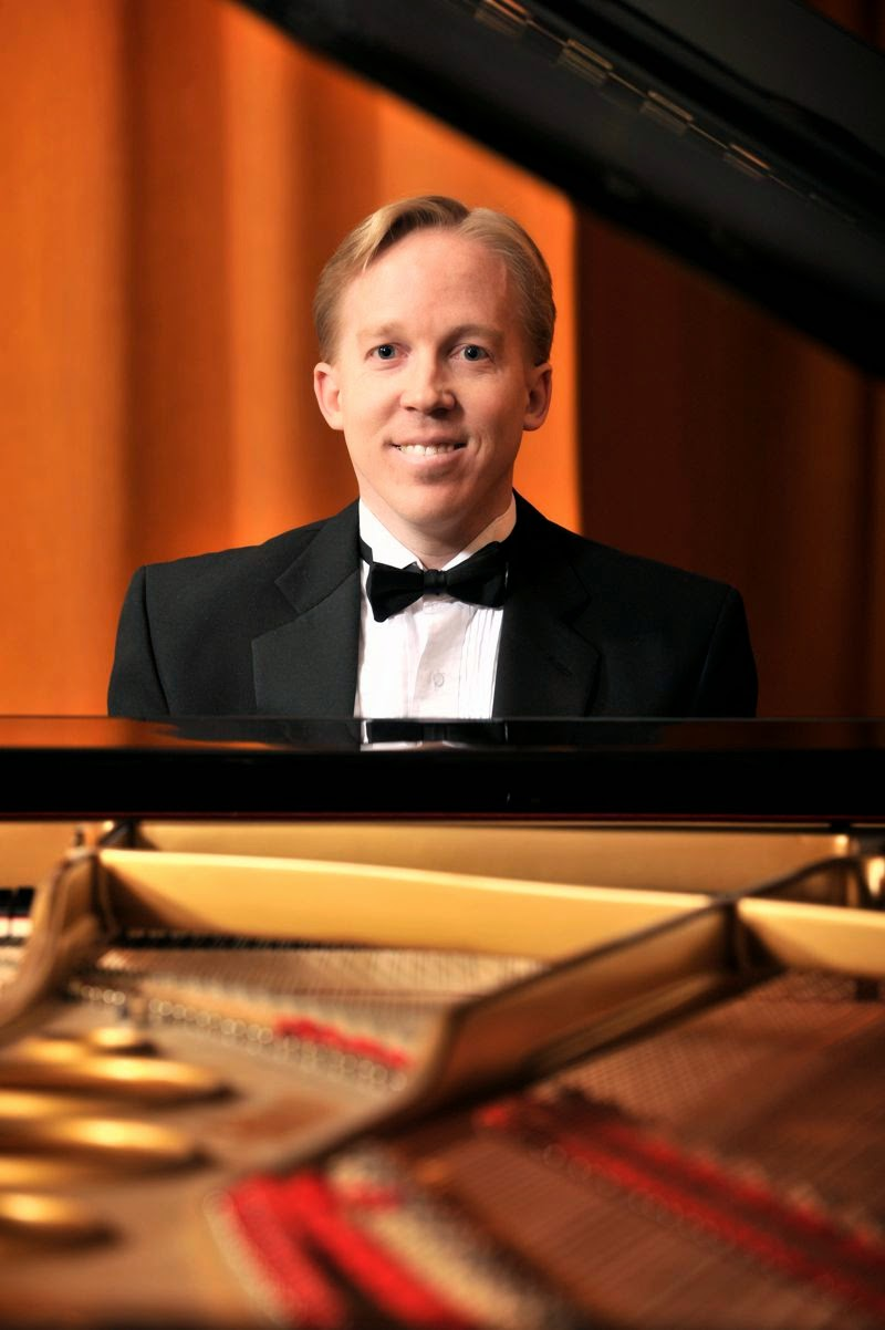 Camerata Musica Presents Pianist Jeffery Savage Battelle Auditorium Richland, Washington