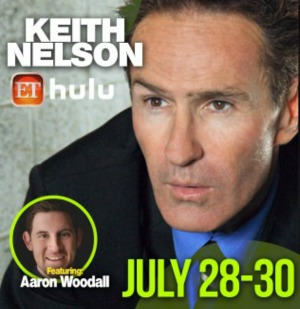 Keith Nelson Performs at Jokers Comedy Club: Two Decades of Knee-Slapping Comedy Acts | Richland, WA