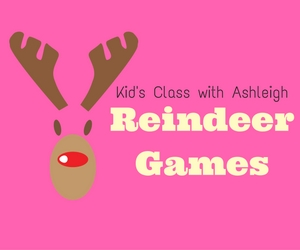 Kid's Class with Ashleigh: Reindeer Games by Kat Millicent Custom Art | Richland, WA