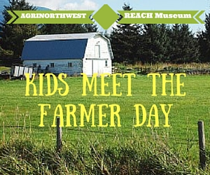 Kids Meet the Farmer Day: Getting Acquainted with Farm Workers, Types of Equipment and Procedures | Richland, WA