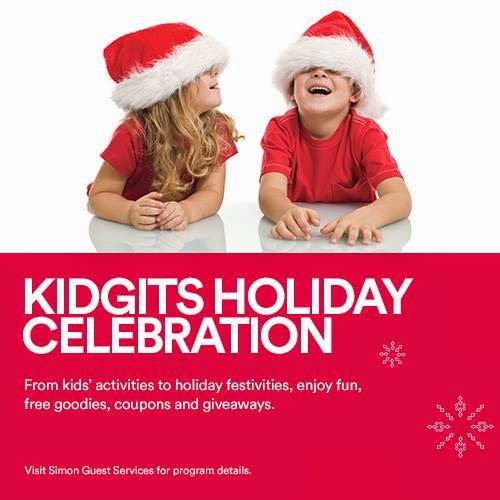Kidgits Holiday Event Columbia Center Mall In Kennewick, Washington