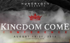 Kingdom Come Conference: A Special Gathering with Today's Most Acclaimed Supernatural Expert, Bob Larson | Pasco, WA