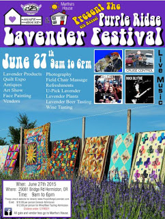 Purple Ridge Lavender Festival Purple Ridge Lavender Farm Hermiston, Washington