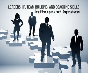'Leadership, Team Building, and Coaching Skills for Managers and Supervisors' Seminar in Kennewick
