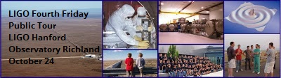LIGO Fourth Friday Public Tour - LIGO Hanford Observatory Richland Washington