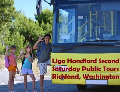 Ligo Handford Second Saturday Public Tours Richland, Washington