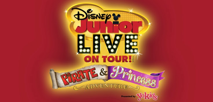 Disney Junior Live On Tour! Pirate & Princess Adventure Kennewick, Washington