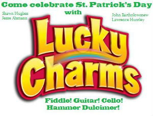 Lucky Charms - Irish Celtic: Celebrate St. Patrick's Day with Great Celtic Music | Richland, WA