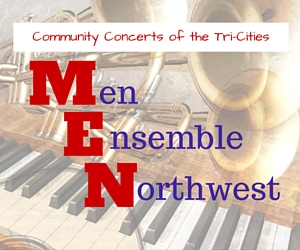 Male Ensemble Northwest Performs to Wrap Up 2015-2016 Series of Community Concerts of the Tri-Cities | Pasco, WA