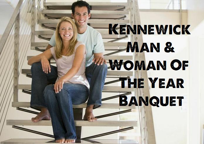 Kennewick Man & Woman Of The Year Banquet Kennewick, Washington