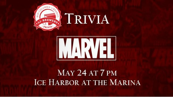 How Well Do You Know Your Favorite Superhero? | Li-BREWery Trivia: Marvel Edition at Mid-Columbia Libraries in Kennewick
