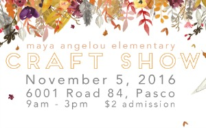 Maya Craft Show 2016: Shop 'Til You Drop With Over 80 Vendors, Best for Early Christmas Shoppers | Pasco, WA
