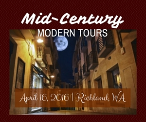 Mid-Century Modern Tours by Richland WA Parks and Recreation: Explore Mid-Century Houses with Some Modern Twists