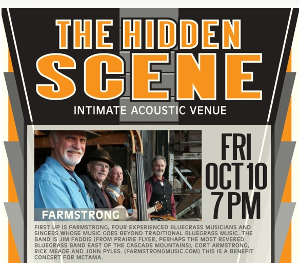 Mid-Columbia Traditional Arts & Music Presents