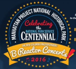 Mid-Columbia Mastersingers: B Reactor - Anniversary Celebration Performance | Richland, WA