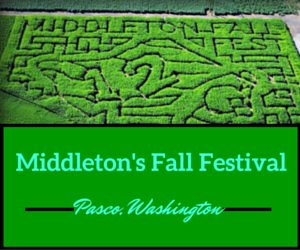 Middleton's Fall Festival Pasco-Kahlotus Road Pasco, Washington