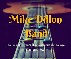 Mike Dillon Band at the Emerald of Siam in Richland, WA