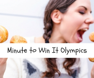 Minute to Win It Olympics: Challenging Tasks That Promote Mental and Physical Alertness Alone or With a Team at Mid-Columbia Libraries, Kennewick Branch