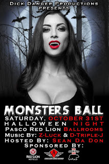 Dick Danger Production's Monster's Ball In Pasco, Washington
