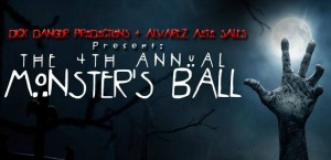 4th Annual Monsters Ball Presented by Alvarez Auto Sales and Dick Danger Productions | Pasco WA