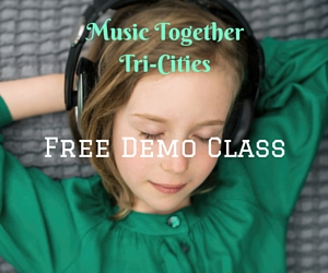 Music Together Tri-Cities Free Demo Class: Make the Kids More Inclined to Love and Create Music | Richland, WA Community Center
