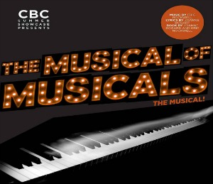 The Musical of Musicals: The Musical | Columbia Basin College Arts Center in Pasco, WA